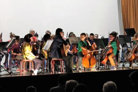 Concert de l'école primaire
