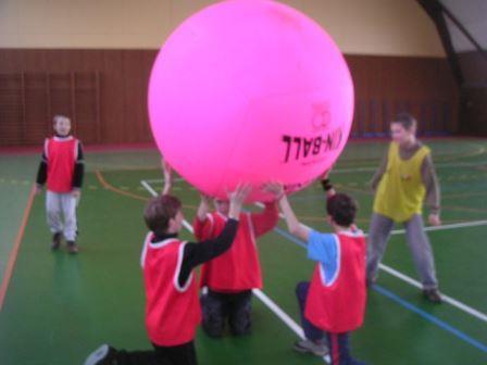 Sport- Kin Ball