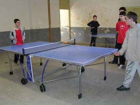 Sport- Ping Pong