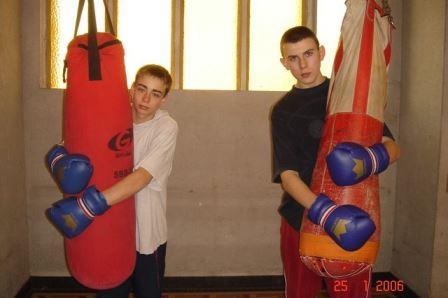 Sport- Boxe