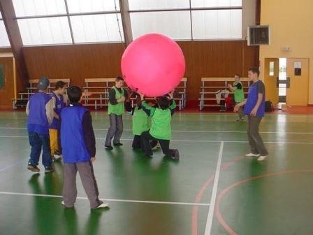 Sport-Kin Ball